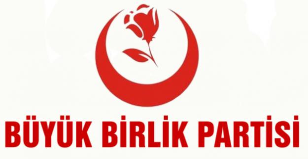 BBP'den 'referandum' açıklaması