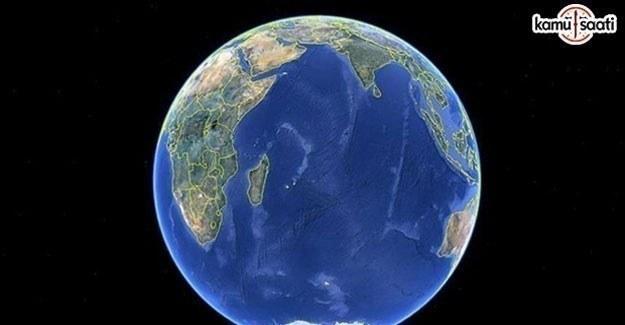 Dünyanın 8. kıtası, Pasifik Okyanusu'nun altında olabilir