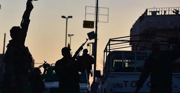 El Bab'da ÖSO ile rejim güçleri arasında çatışma