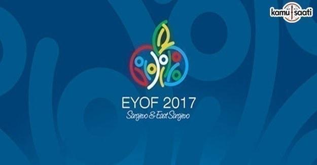 EYOF 2017'de heyecan tüm hızıyla sürüyor