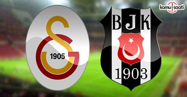 Galatasaray-Beşiktaş derbisinin hakemi açıklandı!