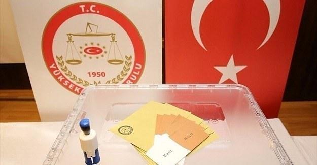 İçişleri Bakanlığı'ndan 81 ile referandum genelgesi