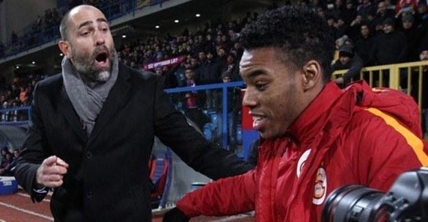 Igor Tudor, Galatasaray'da