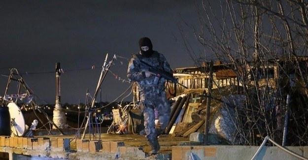 İstanbul'da özel harekat destekli operasyon: 14 gözaltı