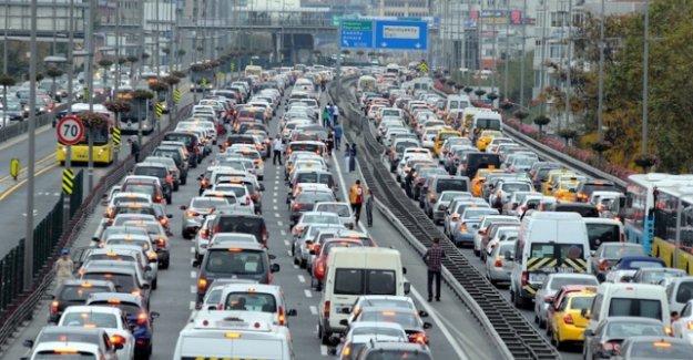 """İstanbul trafiğine çözüm, """"mobil ulaşım asistanı"""""""