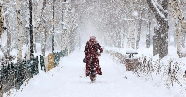Meteorolojiden uyarı, kar yağışı geliyor