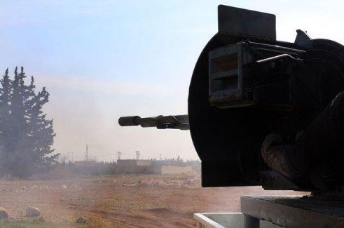 Suriye'de 42 terörist etkisiz hale getirildi