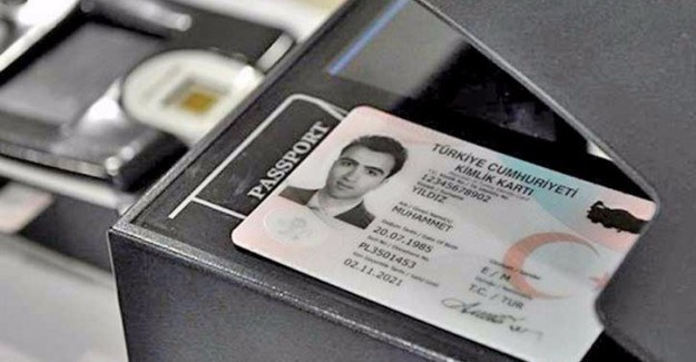 YSK'dan çipli kimlik kart açıklaması