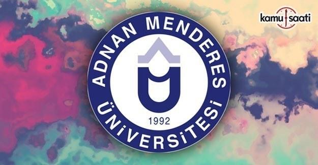 Adnan Menderes Üniversitesi Sürekli Eğitim Uygulama ve Araştırma Merkezi Yönetmeliği