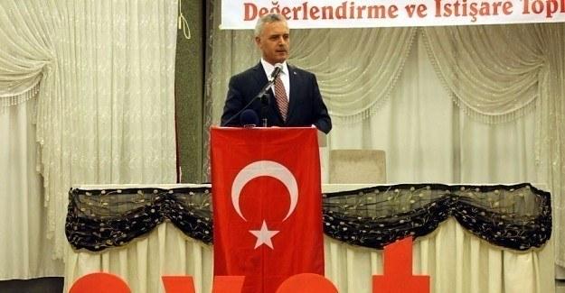 AKP'li Ataş: Yeni sistemle millete hesap veren bir siyasi sorumluluk sistemi ikame ettirilecek