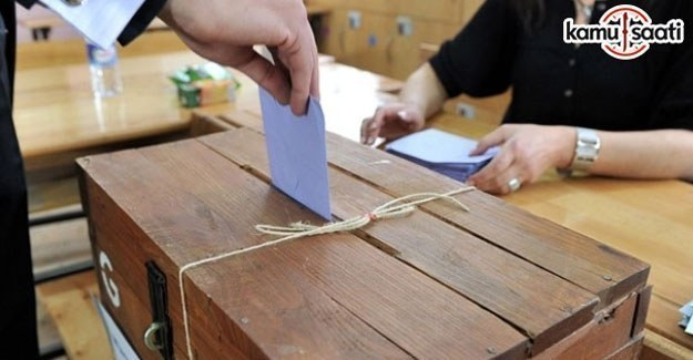 Almanya'da referandum için sandıklar hazır
