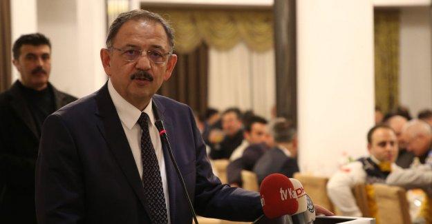 Bakan Ömer Halisdemir'in babasının isteğini geri çevirmedi