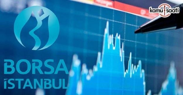 Borsa güne düşüşle başladı - 29 Mart 2017 Çarşamba