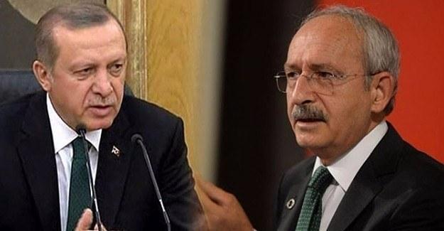 Erdoğan'dan Kılıçdaroğlu'na gaf cevabı
