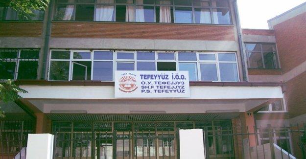 Makedonya'da Asırlık Türk Okulu: Tefeyyüz