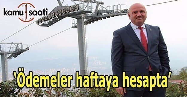 Metin Gündoğdu: Ödemeler haftaya hesapta