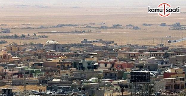 Musul Sincar'da 24 saatliğine ateşkes ilan edildi