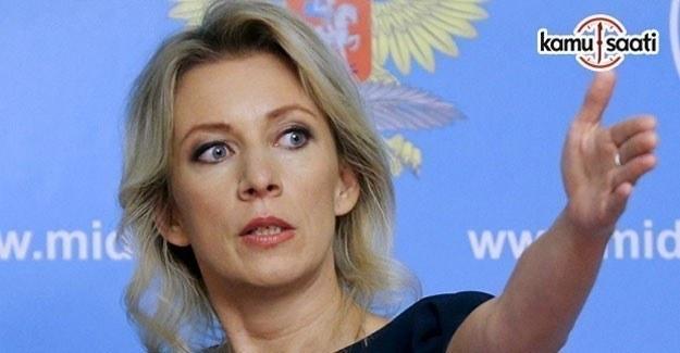 Rusya'dan 'Fırat Kalkanı'na ilişkin açıklama