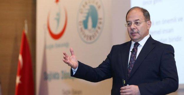 Sağlık Bakanı Recep Akdağ'dan askeri hastanelerle ilgili müjde