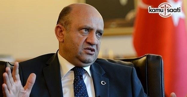 Savunma Bakanı Fikri Işık'tan 'PYD' açıklaması