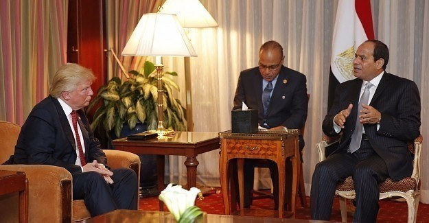 Sisi'nin Amerika ziyaret tarihi belli oldu!