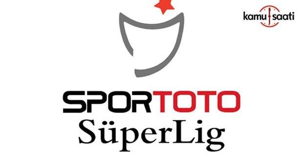 Spor Toto Süper Lig 23. hafta programı