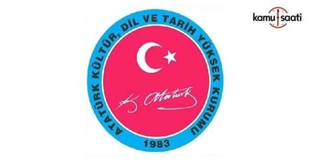 Atatürk Kültür, Dil ve Tarih Yüksek Kurumu Personel Yönetmeliğinde değişiklik