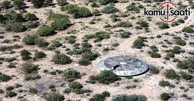 Belediyeden UFO'lu 1 Nisan şakası