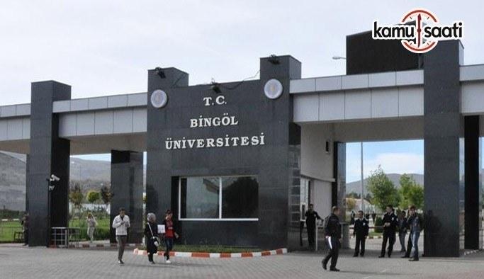 Bingöl Üniversitesi Kıraat İlmi Eğitimi Uygulama ve Araştırma Merkezi Yönetmeliği