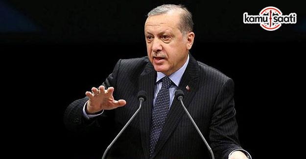 Cumhurbaşkanı Erdoğan'dan 'eyalet sistemi' iddialarına yanıt