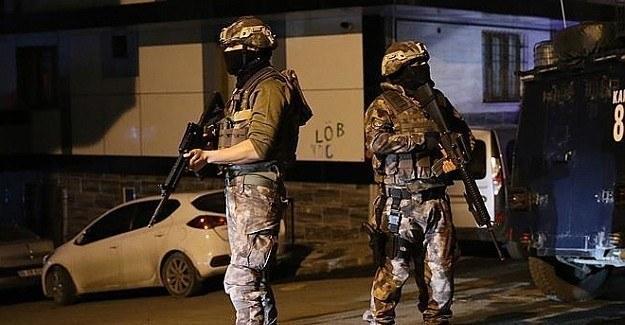Dev PKK ve DAEŞ operasyonu: 543 gözaltı