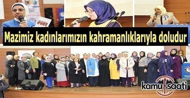 """Eğitim-Bir-Sen'den """"Tarih Yazan Kadınlar"""" programı"""
