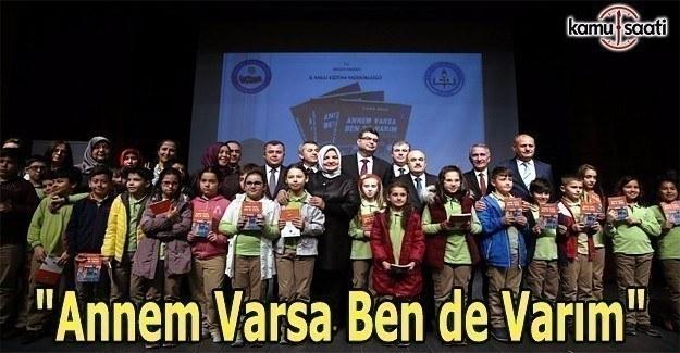 Erdem: Milli değerlere sahip gençler yetiştiriyoruz