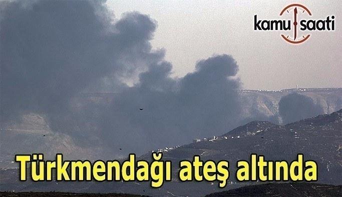 Esad Türkmendağı'nı vurdu- Yaralılar var