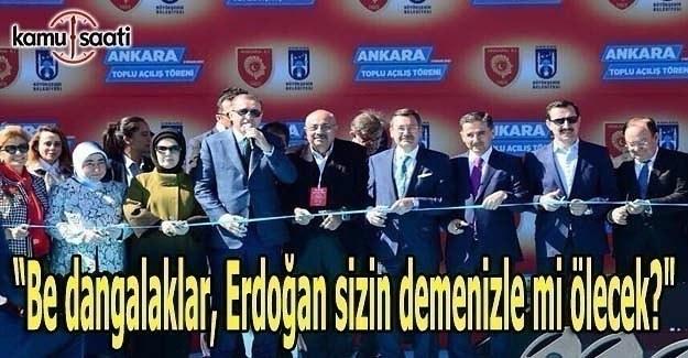 ''Hayır' diyen zihniyet Ankara'ya Aşık Veysel'i sokmamıştır''