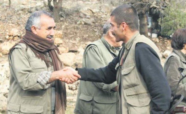 HDP'nin sivil vatandaş dediği teröristin fotoğrafı ortaya çıktı
