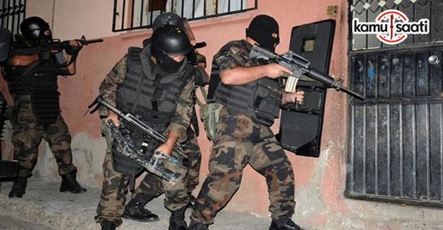 İstanbul'da 400 polisli şafak operasyonu