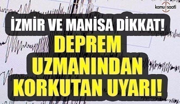İzmirliler deprem sonrası sokaklara döküldü