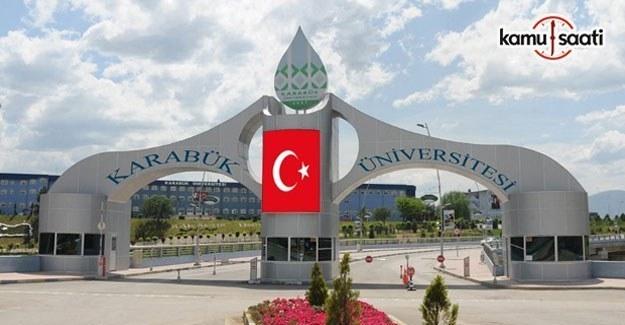Karabük Üniversitesi Geleneksel ve Tamamlayıcı Tıp Uygulama ve Araştırma Merkezi Yönetmeliği