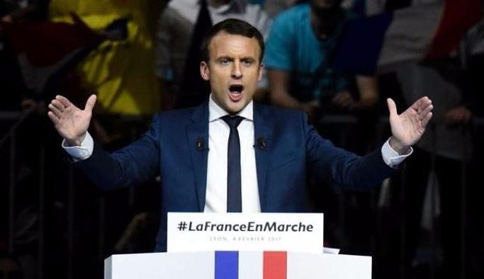 Macron'dan Ermeni soykırımı için şok Türkiye açıklaması