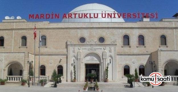 Mardin Artuklu Üniversitesi Mardin Araştırmaları Uygulama ve Araştırma Merkezi Yönetmeliği