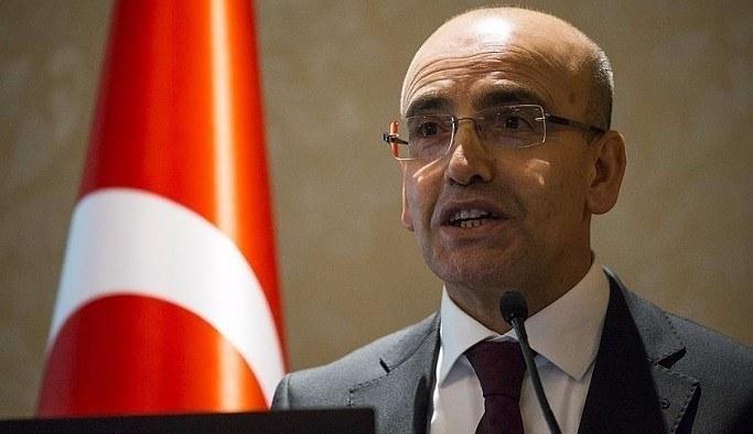 Mehmet Şimşek'ten IMF'ye tahmin göndermesi