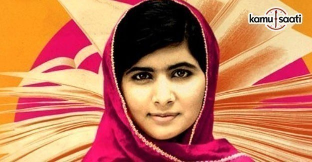 Nobel ödüllü Malala BM'nin barış elçisi oldu
