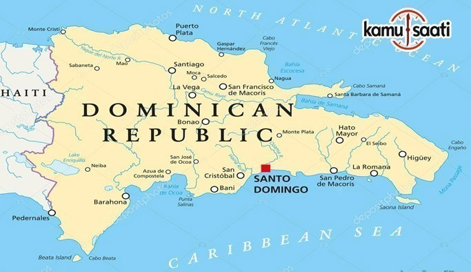Türkiye ile Dominik arasında Turizm işbirliği