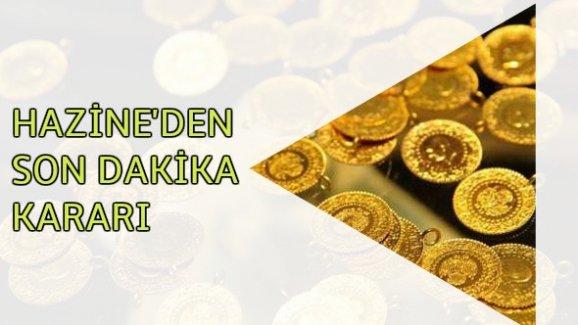Yastık altındaki altınlar için Hazinde'den iki fırsat