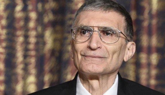 Aziz Sancar'dan kanser hastalarına çağrı: Amerika'ya gitmeyin