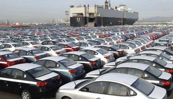 Otomotiv ihracatı artarak 2.3 milyar dolara ulaştı