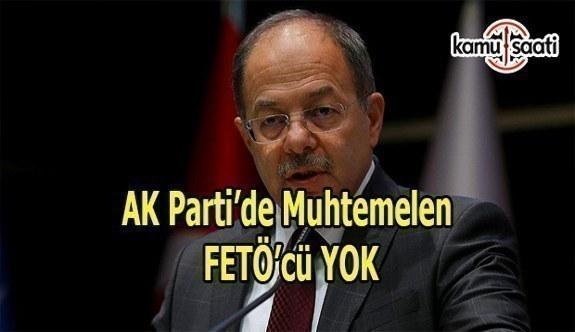 """Recep Akdağ; """"AK Parti'de muhtemelen FETÖ'cü yok"""""""