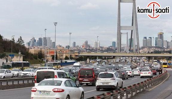 15 Temmuz Şehitler Köprüsü'nde gişeler kaldırıldı