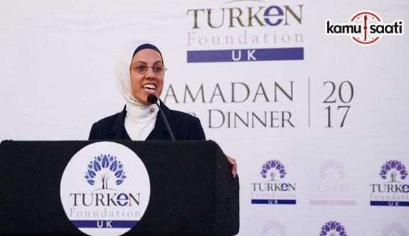"""AK Parti Genel Başkan Yardımcısı Kan, """"İslam adının kullanılarak yapıldığı suçlara karşı gelmeliyiz"""""""